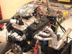 Chevy 4.3L 262ci V-6 Engine Build