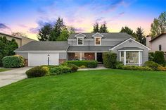 Newport Shores Cape Cod | Bellevue King County Single Family Home Home for Sales Details