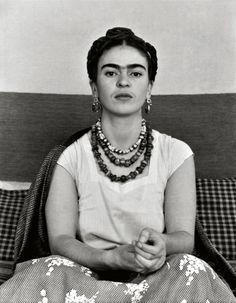 Manuel Alvarez Bravo, Frida Khalo, 1930