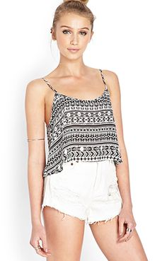 Tribal Top Forever21