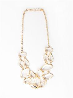 JoiaOf Quartz Necklace $25
