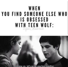 Image shared by Toxic Teen Wolf. Find images and videos about teen wolf and obssesed on We Heart It - the app to get lost in what you love. Teen Wolf Coach, Teen Wolf Mtv, Teen Wolf Funny, Teen Wolf Dylan, Teen Wolf Stiles, Dylan O'brien, Teen Wolf Quotes, Teen Wolf Memes, Stydia