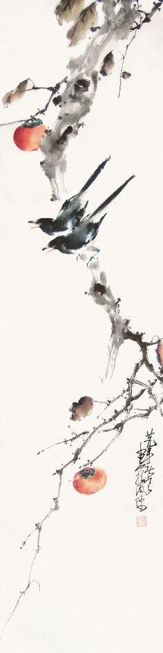 Zhao Shao-an (趙少昂) , 如意图