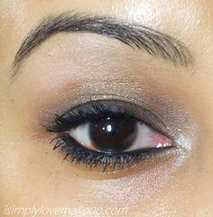 LOTD: Why I Love MAC Patina Eye Shadow and Maybelline Lip Polish