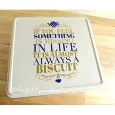 - イギリス雑貨と紅茶とハーブティーのお店 English Specialities テスコ  ビスケットセレクション *ALWAYS BISCUIT缶*
