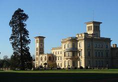 Osborne House, Isle of Wight, UK.