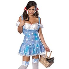Results 541 - 600 of Find sexy Halloween costumes for women, men, and plus-size right here! Shop our selection for the best sexy Halloween costume ideas around! A revealing, sexy costume is sure to make your Halloween or cosplay event a memorable one. Sexy Halloween Costumes, Halloween Fancy Dress, Adult Costumes, Costumes For Women, Adult Halloween, Halloween Kitchen, Trendy Halloween, Halloween Festival, Movie Costumes