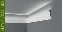 ARSTYL® AD22 + LED - H 225 x W 100 mm