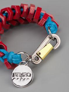 metal bolt bracelet