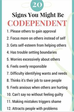 Codependency is a behavioral condition in a relationship where one person enables another person's addiction, poor mental health, immaturity, irresponsibility, or under-achievement. Healthy Relationships, Relationship Advice, Marriage Tips, Strong Relationship, Relationship Addiction, Codependency Recovery, Codependency Quotes, Detachment Quotes, Gaslighting