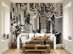 Seni mural bisa diterapkan pada dinding rumah sebagai pengganti wallpaper. Anda dapat berkreasi dengan bebas menentukan gambar yang ingin ditampilkan. Tentunya sebelum mulai menghiasi dinding rumah dengan mural ada beberapa hal yang mesti Anda ketahui.  1. Tentukan Konsep. Pilih warna selaraskan dengan desain rumah pencahayaan dan warna dinding di sisi-sisi lainnya. 2. Periksa dinding rumah. Adakah cacat tembok yg bisa membuat hasil kurang maksimal. 3. Jika ragu membuat mural sendiri…