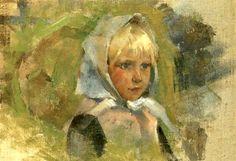 Helene Schjerfbeck, tišina koja govori ~ F I N S K A