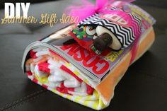 DIY Summer gift idea / Teacher gift idea