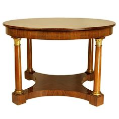 Austrian Biedermeier Coffe Table, circa 1820 | From a unique collection of antique and modern coffee and cocktail tables at https://www.1stdibs.com/furniture/tables/coffee-tables-cocktail-tables/