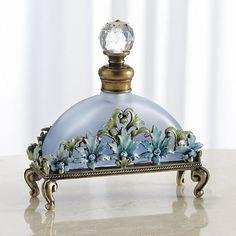 True Blue Perfume Bottle