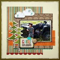 A Project by fasylvia from our Scrapbooking Gallery originally submitted 06/04/11 at 01:01 AM