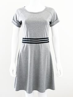 Tautmun - IKKU DRESS - GREY, $19.99 (http://www.tautmun.com/ikku-dress-grey/)