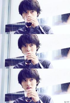 """Kento Yamazaki from Memorial photo book w DVD """"Scene #20""""  You can buy it at Amazon Japan, Eng. site: http://www.amazon.co.jp/gp/switch-language/product/4047319813/ref=dp_change_lang?ie=UTF8&language=en_JP Int'l shipping: available    [Grobal shipping n handling charge] http://www.amazon.co.jp/gp/switch-language/help/customer/display.html?ie=UTF8&language=en_JP&nodeId=201213070&ref_=hp_switchlang"""