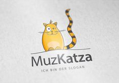Logo Comic Katze :) EXKLUSIVES Logo Comic Katze hier zu kaufen