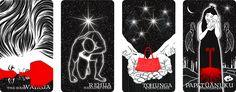 B.WAIPUKAart | Niu | Maori Oracle Cards | Maori | Maori Artist | New Zealand Art | Maori Art | Maori Woman Artist | Maori Female | Wahine | Spiritual New Zealand Art, Nz Art, Maori Art, Spiritual Messages, Kiwiana, Oracle Cards, Buy Prints, Mythology, Tarot
