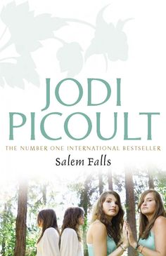 Jodi Picoult, love her but haven't read this one yet.