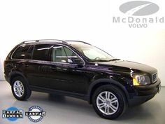 2010 Volvo XC90    Offer Ends: 06/30/2012  Price: $33,295  Stock# VPA1544581    http://www.mcdonaldvolvousedcars.com/preowned-specials.aspx