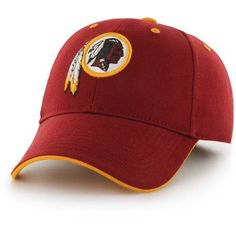 NFL Washington Redskins Mass Money Maker Cap - Fan Favorite, Red
