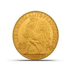 Buy French GOLD Bullion Online | France 20 Franc Coins $239.01