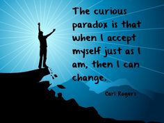 Carl Rogers was one of my idols when I was a psychology student. Love the humanistic approach. Psychology Student, Psychology Quotes, Carl Rogers Quotes, Change Quotes, Quotes To Live By, Wisdom Quotes, Life Quotes, Great Quotes, Inspirational Quotes