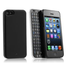Chromo Inc® iPhone 5/5S Wireless Bluetooth Backlit Keyboard with Micro Usb Charger Ultra-thin Case Full QWERTY Keyboard - Black Chromo Inc http://www.amazon.com/dp/B009RP66H0/ref=cm_sw_r_pi_dp_JkFGub1PTTK2E