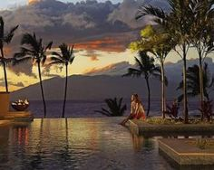Four Seasons Resort Maui at Wailea, ranked the third best hotel in the USA