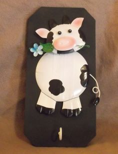 Cows Country Kitchen Decor Farm Cow Family Grazes Whimsical Wall Sign My Kitchen Pinterest Farms Wall Signs And Signs
