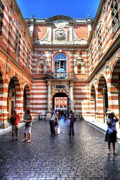 Le Capitole - Toulouse (Haute-Garonne, Midi-Pyrénées, FRANCE)
