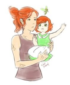 JOCELYN AND CLARY ❤❤❤❤