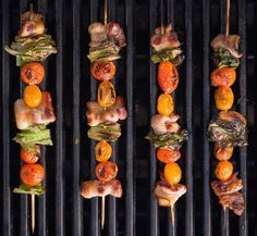 Because food on a stick is just more fun.