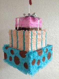 Piñata Pastel