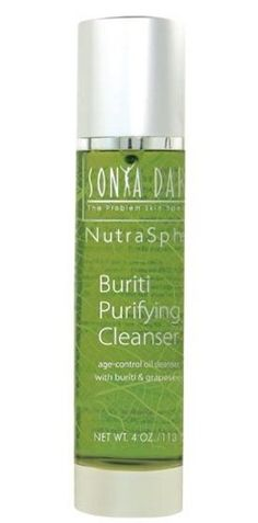 Sonya Dakar Buriti Purifying Cleanser, 4.0 oz -- This is an Amazon Affiliate link. Check this awesome product by going to the link at the image.