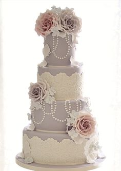 Wedding Cakes | Cotton and Crumbs