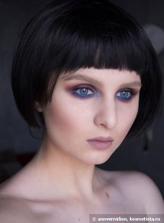 Color Inspiration Мякияж Лед и Земля — History of Beauty — Косметиста