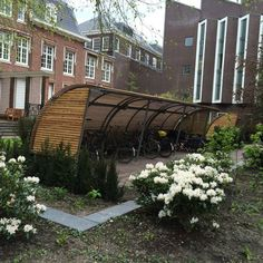 Bike Shelter - Amsterdam