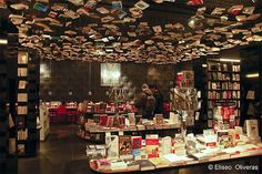 16 bookstores to visit around the world - Cook & Book in Brussels, Belgium