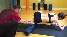 Runners often suffer from a tight IT band. Duke explains how you can use specific exercises, foam rollers and massage balls to release from IT band from . Muscle Spasms, Muscle Pain, Bursitis Hip, Hip Flexors, Tight It Band, Piriformis Syndrome, Piriformis Exercises, It Band Syndrome, Exercises