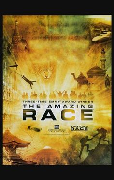 The Amazing Race...my fave show ever