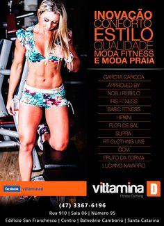Vittamina D Moda Fitness e Moda Praia   http://www.locutorteixeirasantos.com/2013/10/venha-para-maior-empresa-de-todos-os.html