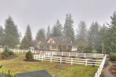 Horse Property for Sale in Thurston County in Washington. Equestrian lover's 5±acre ranch. 65x120 covered arena, adjacent to trails w/additional trails nearby. 3 stall barn; matted stalls, tack closet, hotwater.