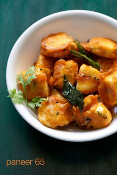 paneer 65 recipe with step by step photos. quick and easy to make spicy paneer 65 recipe from hyderabadi cuisine. paneer 65 dish makes for a quick starter or snack recipe.