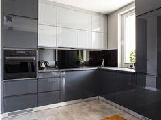 kolor dolnych frontów w kuchni