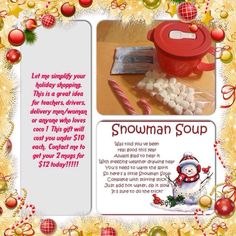 An idea for a quick gift in our Soup Mug!! www.my.tupperware.com/annielittlebitw