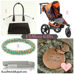Fit Mom Gift Ideas via @Lindsey Grande M. [Run. Stretch. Repeat.]