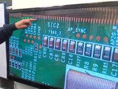 Sony Led, Sony Lcd Tv, Microcontrolador Pic, Samsung Picture, Tv Led, Lcd Television, Tv Panel, Electronic Circuit Projects, Electronics Basics